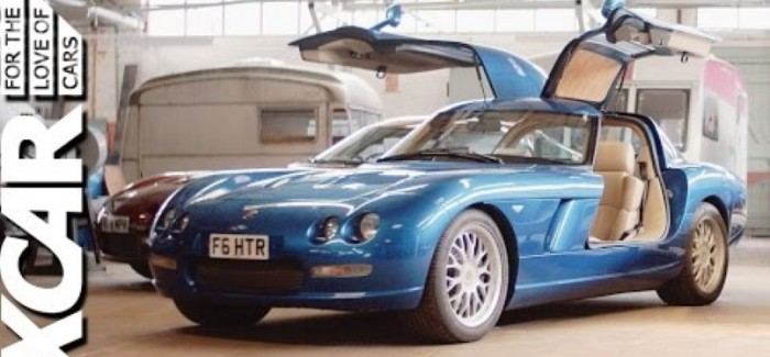 1012HP Gullwinged Bristol Fighter with Viper V10 powertrain – Video