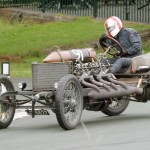 1905 Darracq Land speed record car with 200HP drifting (3)
