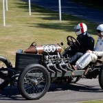 1905 Darracq Land speed record car with 200HP drifting (4)