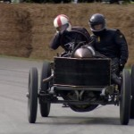 1905 Darracq Land speed record car with 200HP drifting (5)