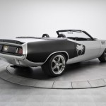 1971 Plymouth Cuda  with a Viper Chassis and V10 Engine (2)