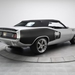 1971 Plymouth Cuda  with a Viper Chassis and V10 Engine (3)