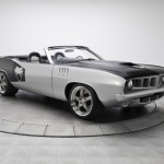 1971 Plymouth Cuda  with a Viper Chassis and V10 Engine (4)