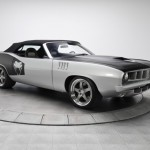 1971 Plymouth Cuda  with a Viper Chassis and V10 Engine (5)