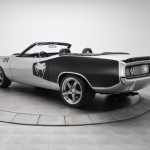 1971 Plymouth Cuda  with a Viper Chassis and V10 Engine (6)