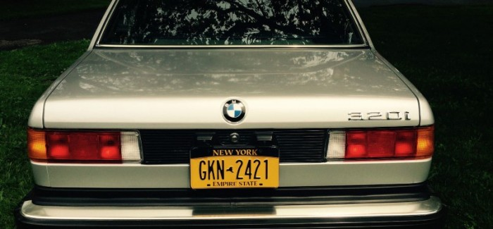 1982 BMW 320i with only 26k miles (8)