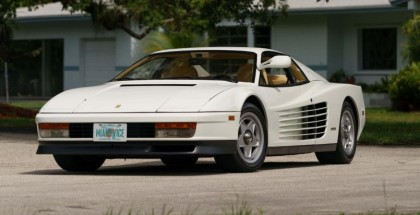 1986 Ferrari Testarossa from Miami Vice to be auctioned (5)