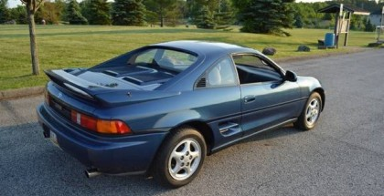 1991 Toyota MR2 Turbo with only 12K miles (5)