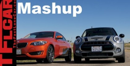 2015 BMW 228i vs MINI Cooper S
