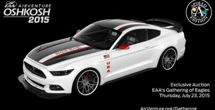 2015 Ford Mustang Apollo special edition - Official