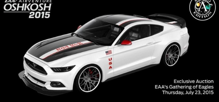 2015 Ford Mustang Apollo special edition – Official – Video