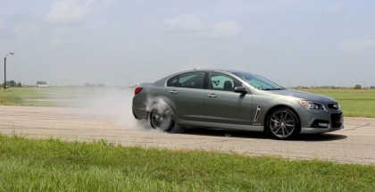 2015 HPE600 Supercharged Chevy SS by Hennessey
