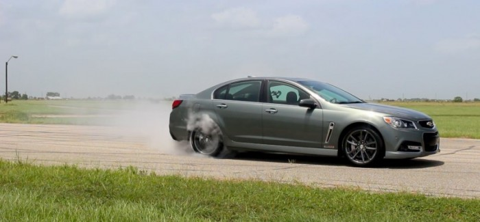 2015 HPE600 Supercharged Chevy SS by Hennessey – Video