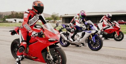 2015 Superbike drag race