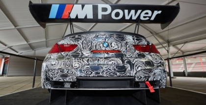 2016 BMW M6 GT3 photographed again (5)