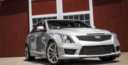2016 Cadillac ATS-V Sedan Test Results (4)