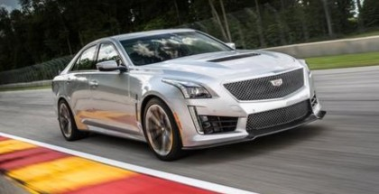 2016 Cadillac CTS-V Multible Reviews (1)