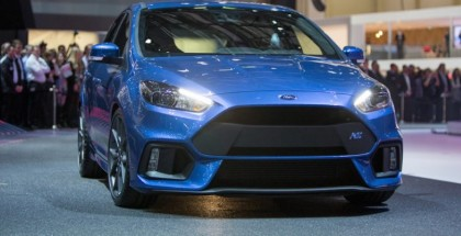 2016 Focus RS US Pricing Starts From $35,730