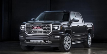 2016 GMC Sierra introduced with updates (9)