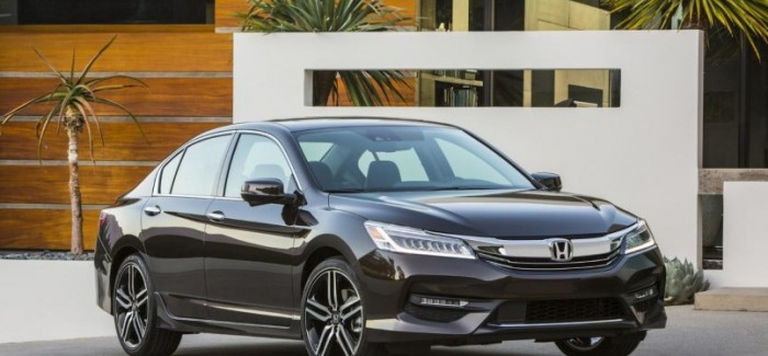 2016 Honda Accord – Official