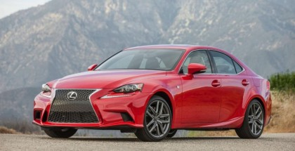 2016 Lexus IS Official with new engines (10)