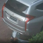 2016 Mitsubishi Pajero Sport caught without any cover (3)