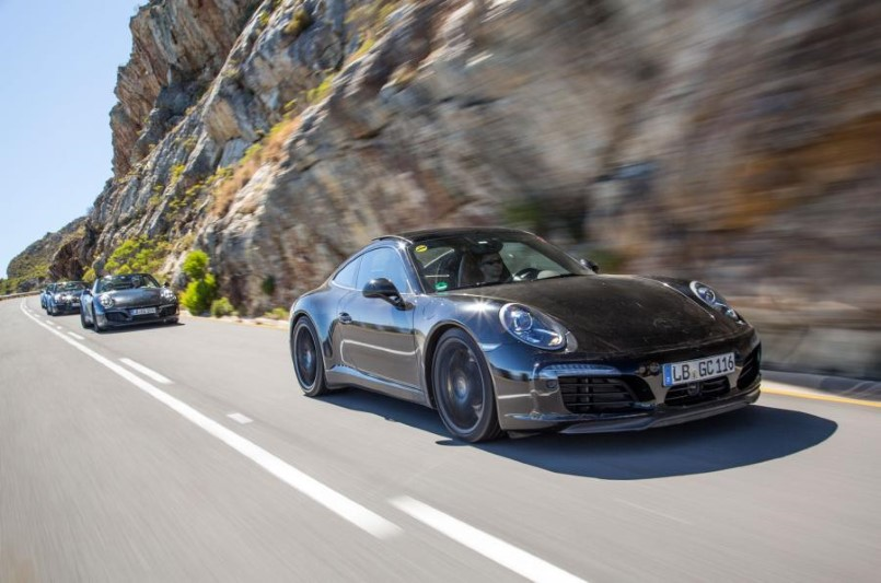 2016 Porsche 991 Carrera and Carrera S details revealed  DPCcars