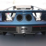 2017 Ford GT prototype fails to start in Spain (3)