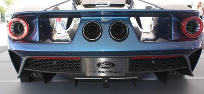 2017 Ford GT prototype fails to start in Spain – Video