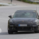 2017 Porsche Panamera Almost Revealed In These Spy Photos (17)