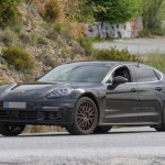 2017 Porsche Panamera Almost Revealed In These Spy Photos (20)