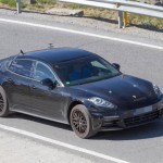 2017 Porsche Panamera Almost Revealed In These Spy Photos (5)