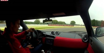 400bhp Lotus Evora 400 hits high speeds (4)
