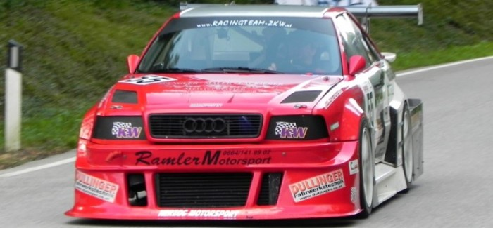 600HP Turbo Audi S2 R Quattro – Video
