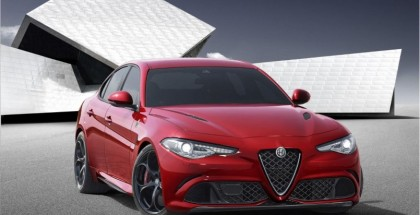 Alfa Romeo Giulia has a top speed of 200MPH (2)