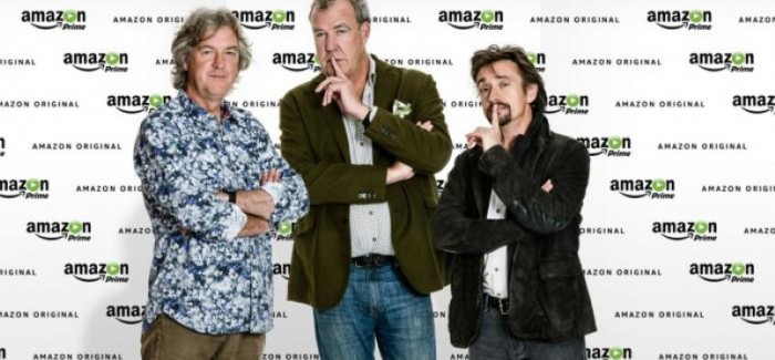 Amazon Paying Clarkson, May, Hammond $250 million for new show