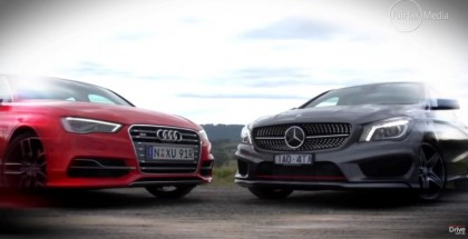 Audi S3 vs Mercedes CLA 250 Sport Comparison