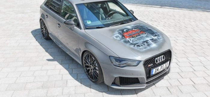 Audi one-off RS3 Sportback with carbon fiber wheels (1)