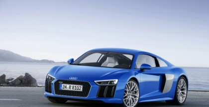 Auto Express - 2016 Audi R8 Review (1)