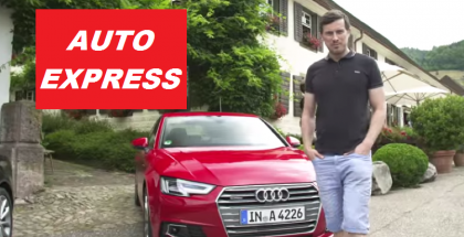 Auto Express - New 2016 Audi A4 Review 3