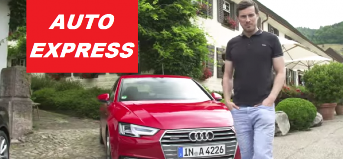 Auto Express – New 2017 Audi A4 Review – Video