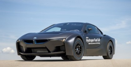 BMW Hydrogen Fuel Cell Research Black Vehicle Sound (3)