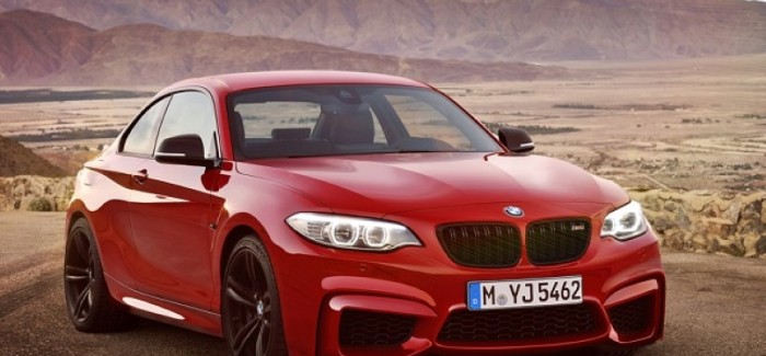 BMW M2 Options List and Pricing - Will have 370HP and 6-speed manual option (1)