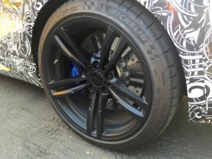 BMW M2 test car spied close up (4)