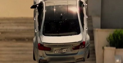 BMW M3 In Mission Impossible Rogue Nation Gets Destroyed (3)