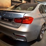 BMW M3 with bullet holes from Mission Impossible (3)