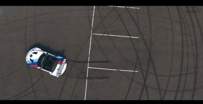 BMW Z4M Le-Mans Drifting and Driven on the street