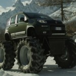 Cars That have no business being monster trucks (7)
