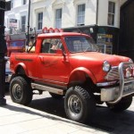 Cars That have no business being monster trucks (8)