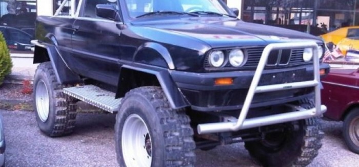 Cars That have no business being monster trucks